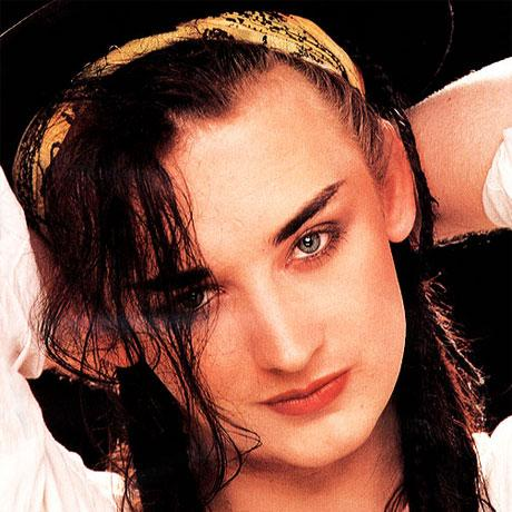 Boy George van Culture Club