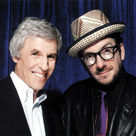 Elvis Costello en Burt Bacharach