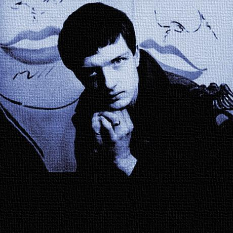 Ian Curtis van Joy Division
